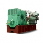 MAN 7L32/40 DIESEL ENGINE